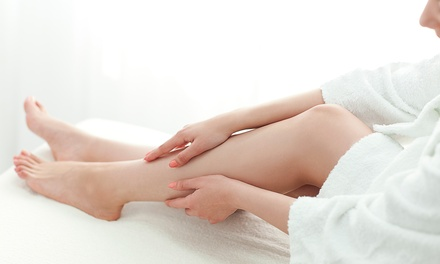 Six Laser hair-Removal Treatments on a Small, Medium, or Large Area at Renaissance Med Spa (Up to 90% Off)