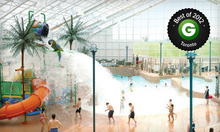 Americana Resort - Americana Waterpark Resort and Spa: $15 to Visit Waves Indoor Waterpark at Americana Resort in Niagara Falls (Up to $30.45 Value)