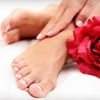 Up to 62% Off Mani-Pedis at Shampoo Salon