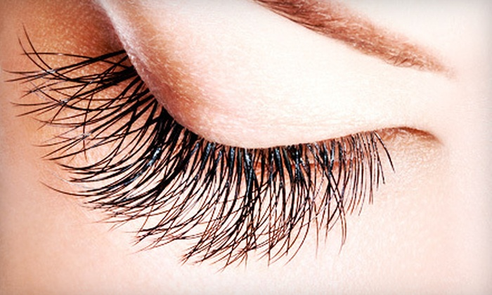 Lashes by Lavish - Winter Park: One Full Set of Eyelash Extensions with or without One Touchup at Lashes by Lavish (Up to 76% Off)