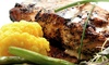 Blue Cactus Bar & Grill - Ottawa: Dinner or Lunch Cuisine at Blue Cactus Bar & Grill (30% Off)