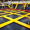 Up to 48% Off Trampoline Jumping