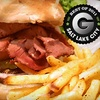 52% Off Burger Dinner for Two at Fats Grill