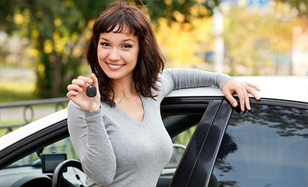 $17 for $30 Worth of Services at Total Control Driving Academy