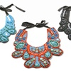 $11.99 for a Beaded Bib Necklace
