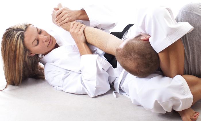 Tillis Brazilian Jiu Jitsu - East Whittier City: Martial-Arts Training for Adults or Kids at Tillis Brazilian Jiu Jitsu (Up to 63% Off). Three Options Available.
