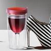 Ad-N-Art Vino-2-Go Wine Glasses (2-Pack)