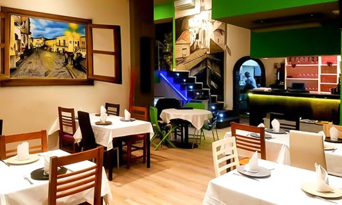 O 4 CiaoGroupon 2 Restaurante Italiano Pizzería Menú Para 8Nm0Ovnw