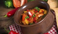 Three-Course Turkish Meal for Two at Caspian Restaurant Turkish Cuisine (Up to 44% Off)