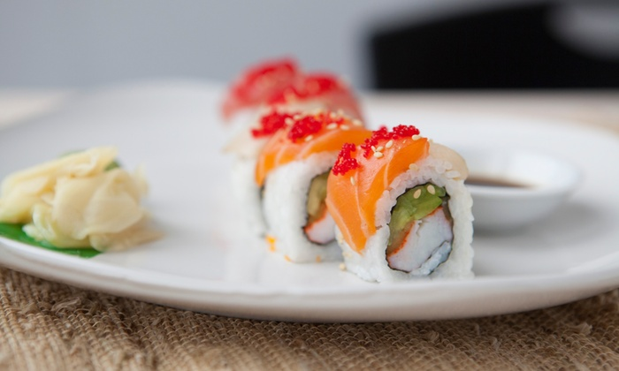 Otani Japanese Steak & Seafood - Multiple Locations: $22 for $40 Worth of Sushi and Hibachi Cuisine at Otani Japanese Steak & Seafood