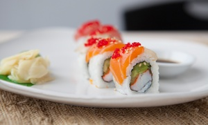 Otani Japanese Steak & Seafood: $22 for $40 Worth of Sushi and Hibachi Cuisine at Otani Japanese Steak & Seafood