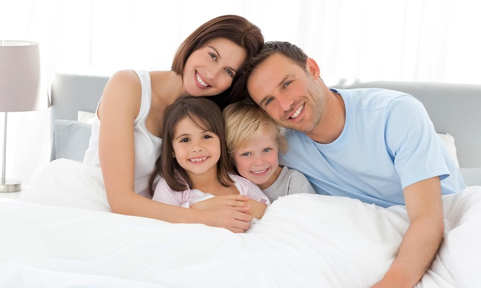 green&clean home services - Cleveland: $57 for $272 Groupon — green&clean home services