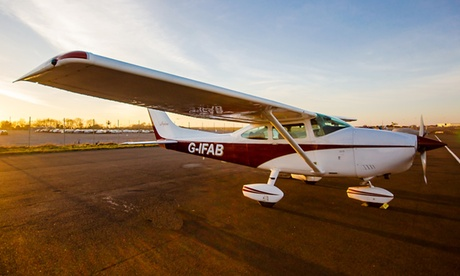 Experience: Two-Hour Flying Experience For just: £195.0