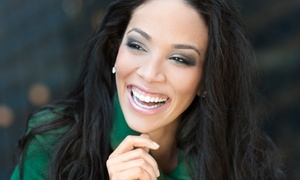 Legendary Smiles PC: New-Patient Exam and Basic or Custom Whitening Kit at Legendary Smiles PC (Up to 75% Off)