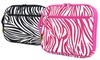 """Animal-Print 12"""" Tablet Cases: Animal-Print 12"""" Tablet Case in Zebra Black or Zebra Pink. Free Returns."""