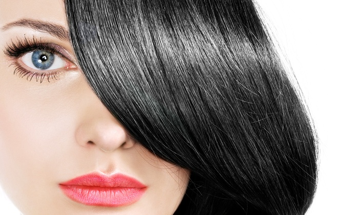 The Keratin Salon by Salon Firdous - Neartown/ Montrose: One Keratin Treatment or Hairstyling and Makeup Session at The Keratin Salon by Salon Firdous (Up to 63% Off)