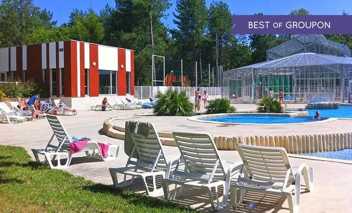 Loire-Atlantique : 2, 3 ou 7 nuits pour 4 à 6 personnes en mobil-home au camping Le Parc du Guibel