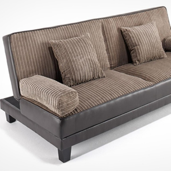 Wondrous Lucia Cord Sofa Bed For 169 With Free Delivery 66 Off Inzonedesignstudio Interior Chair Design Inzonedesignstudiocom