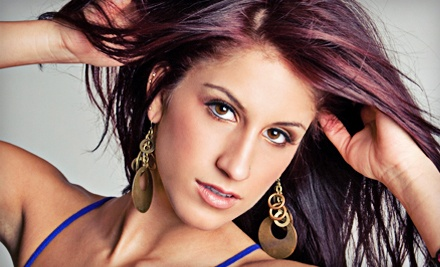 Wash, Cut, Style, Conditioning and Shine Treatment (a $55 value) - CiCi's Salon in Rochester