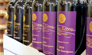 Cuda Ridge Wines: $15 Buys You a Coupon for 15% Off an In-Store Purchase of a Case of Wine at Cuda Ridge Wines