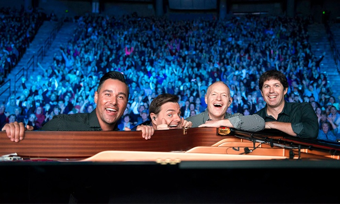 ThePianoGuys - Embassy Theatre: ThePianoGuys on December 3 at 7:30 p.m.