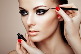 Vain MUA: $10 Off  Full Face Makeup Application at Vain MUA