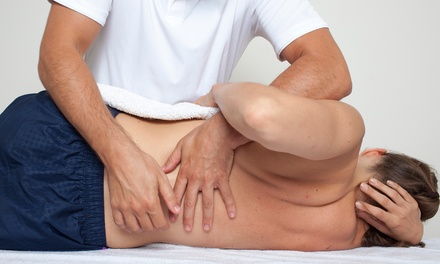 Osteopathic Consultation and Two 30-Minute Treatments at Hicks Health (75% Off)