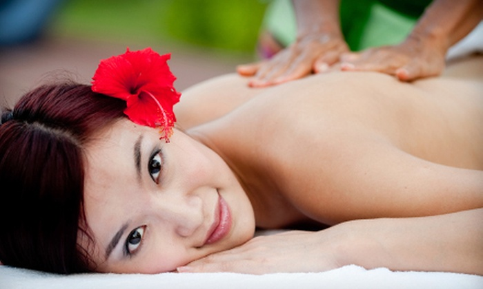 Hibiscus Therapeutic Center - Montclair Heights: $49 for a 60-Minute Massage at Hibiscus Therapeutic Center in Montclair (Up to $115 Value)
