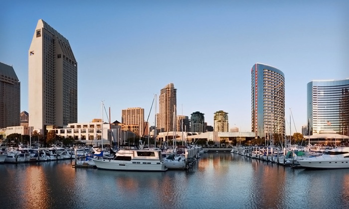 null - San Diego: Stay at Porto Vista Hotel in San Diego