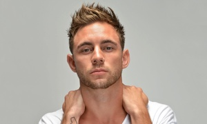 TONI&GUY Academy: $21 for Three, Five, or Ten Men's Haircuts at Toni&Guy Academy ($45 Value)