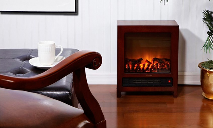 Comfort Zone Electric Fireplace Heater: Comfort Zone Electric Fireplace Heater. Free Returns.