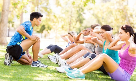 One Month of Boot Camp Sessions for One or Two at The Motivator (97% Off)