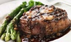 Prime 13 - Point Pleasant Beach: $63 for $120 Worth of Steaks and Seafood at Prime 13