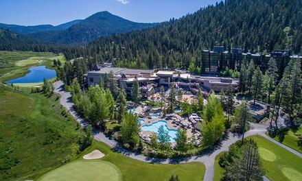 Family-Friendly 4-Star Resort near Lake Tahoe