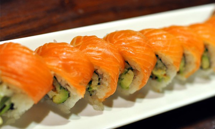 Wildfish  - Central Business District: $20 for $40 Worth of Sushi at Wildfish