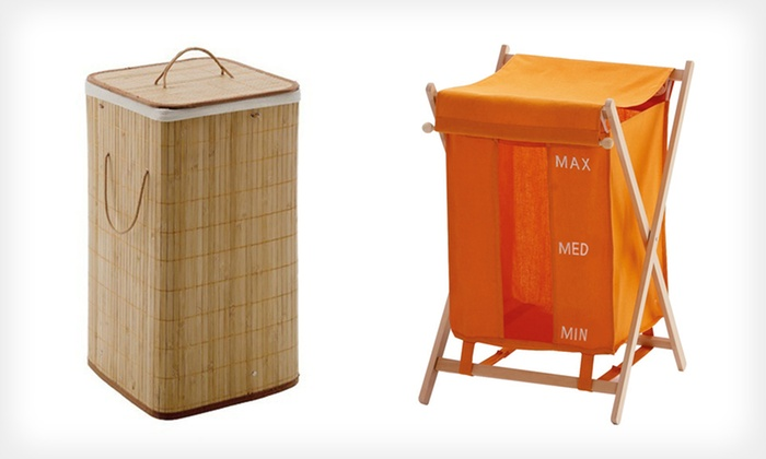 Gedy Laundry Hampers: Gedy Laundry Hamper (Up to 55% Off). Multiple Styles and Colors Available.