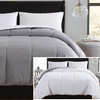 Micro Mink and Sherpa Down-Alternative Comforter