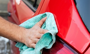 Wired Wash Car Wash & Detailing: Detail Spring Cleaning Package for Car or Oversized Vehicle at Wired Wash Car Wash & Detailing (Up to 46% Off)