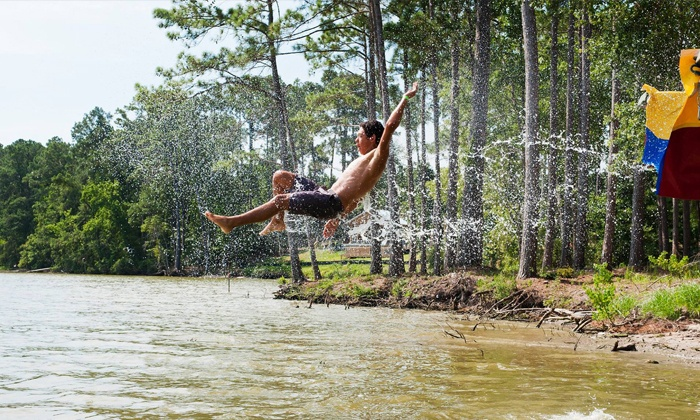 Camp Our Way - San Antonio: Four-Day Adult Summer-Camp Experience for One or Two at Camp Our Way (Up to 35% Off)