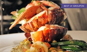 Silo Elevated Cuisine: Dinner for Two or Four at Silo Elevated Cuisine (Up to 41% Off)