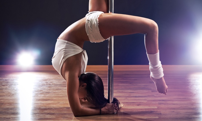 Fembody Fitness - Multiple Locations: Two Pole or Aerial-Silk Classes or Two Weeks of Pole or Aerial-Silk Classes at Fembody Fitness (Up to 73% Off)