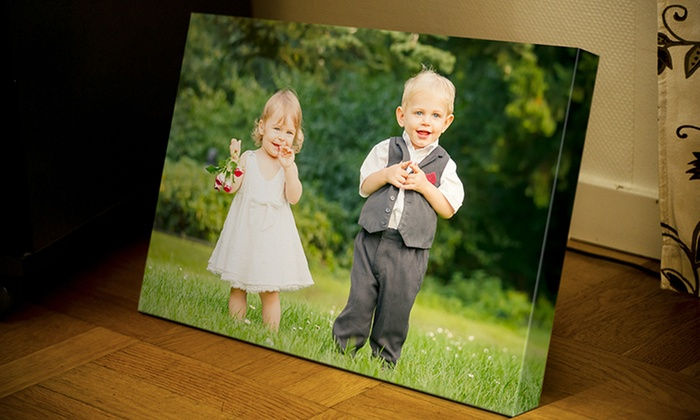PictureCanvas.com: Custom Gallery-Wrapped Canvas Prints from Picture Canvas from $9.99–$39.99