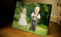 GROUPON: Custom Gallery-Wrapped Canvas Prints from Picture Canvas PictureCanvas.com