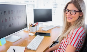 Live Web Academy: Graphic Design Course with Adobe Creative Suite at Live Web Academy (95% Off)