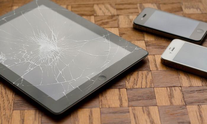 Réparation du bouton home, de la vitre tactile et LCD pour iPhone ou de l'écran tactile iPad dès 17 € chez Pars Telecom
