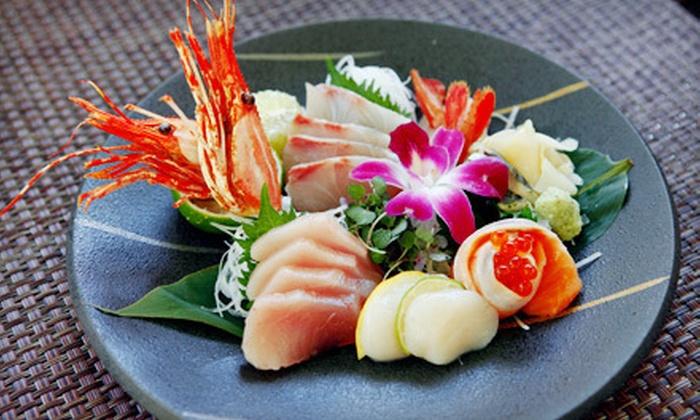 Bushido Izakaya - Old Mountain View: $12 for $18 Worth of Japanese Food for Lunch at Bushido Izakaya