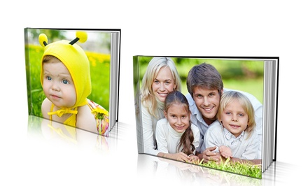 Custom Photobooks from Photo Deals. Multiple Options Available from $5–$25.