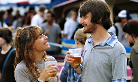 General or VIP Admission for Two to the Gulch Beer Fest on Saturday, August 30 (Up to 46% Off)