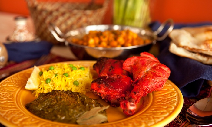 India's - Annapolis: $20 for $40 Worth of Indian Cuisine and Drinks for Dinner at India's
