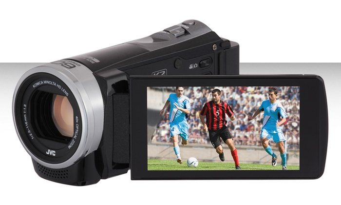 JVC GZ-EX310 Full-HD Everio Camcorder with Built-In WiFi: JVC GZ-EX310 Full-HD Everio Camcorder (Manufacturer Refurbished). Free Returns.